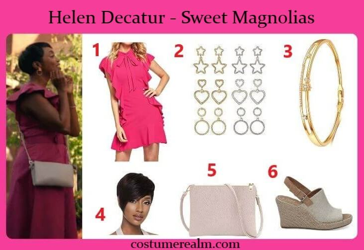 Sweet Magnolias Helen Outfits
