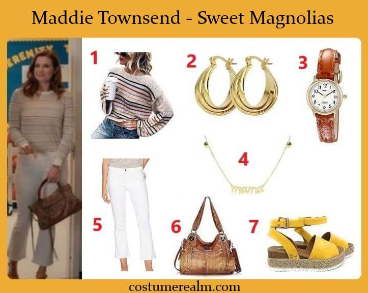 Sweet Magnolias Maddie Clothes