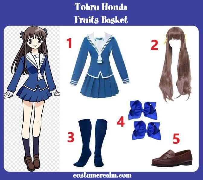 Tohru Honda Cosplay
