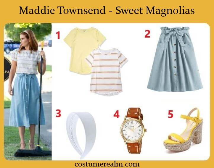 Maddie Townsend Outfits
