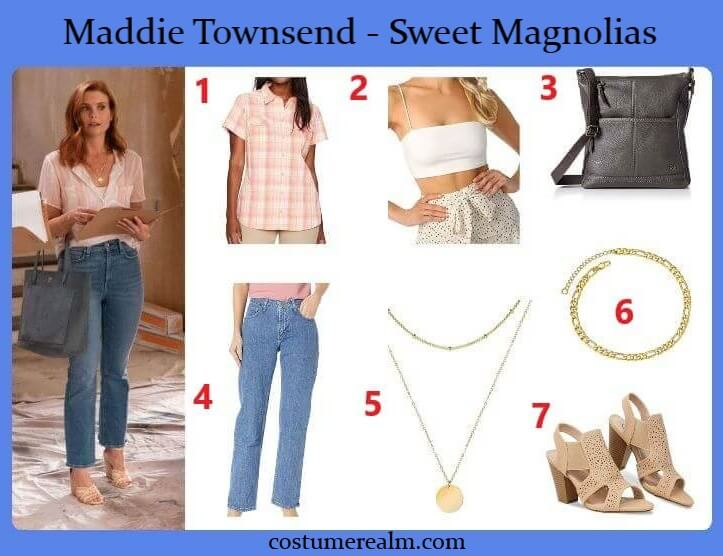 Sweet Magnolias Maddie Outfits
