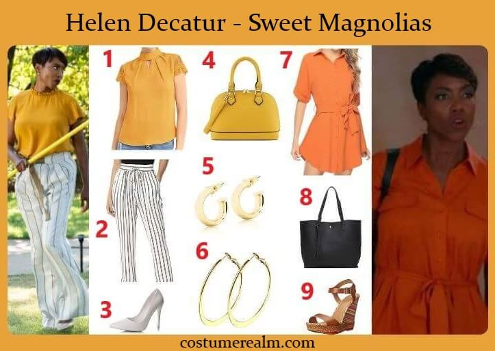 Sweet Magnolias Helen Outfit