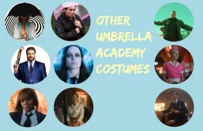 Umbrella Academy Cosplay