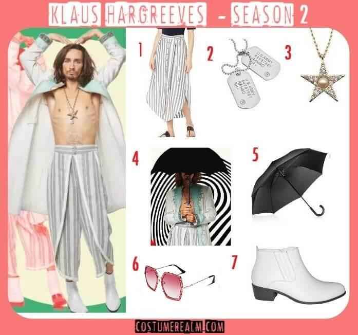 Klaus Hargreeves Season 2 Costume