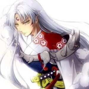 Sesshomaru Halloween Costume