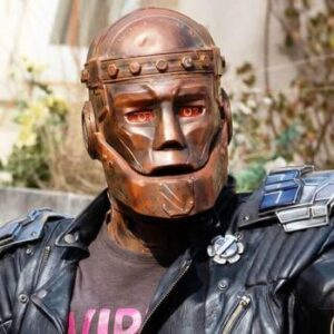 Robotman Halloween Costume