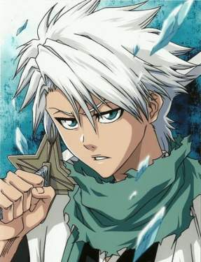 Dress Like Toshiro Hitsugaya From Bleach