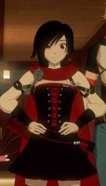 Dress Like Ruby Rose From RWBY