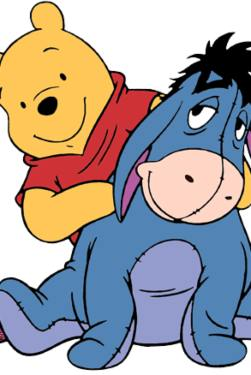 Dress Like Eeyore From Winnie The Pooh