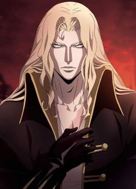 Dress Like Alucard From Castlevania