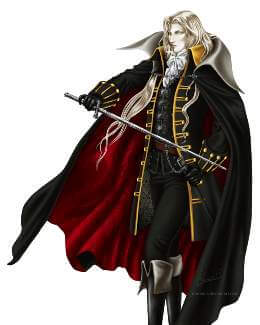 Alucard Outfits