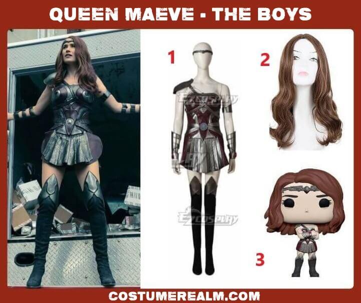 Queen Of Halloween 2020 Best The Boys Queen Maeve Halloween Costume 2020 Guide