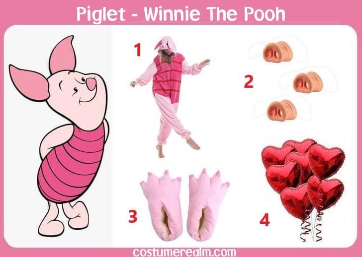 Piglet Cosplay
