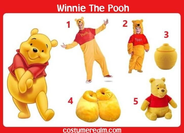 Winnie The Pooh Cosplay