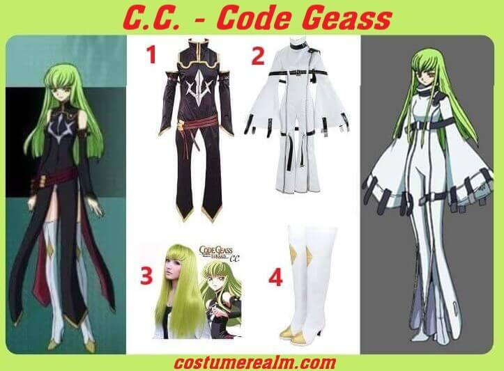 Dress Like CC Halloween Costume