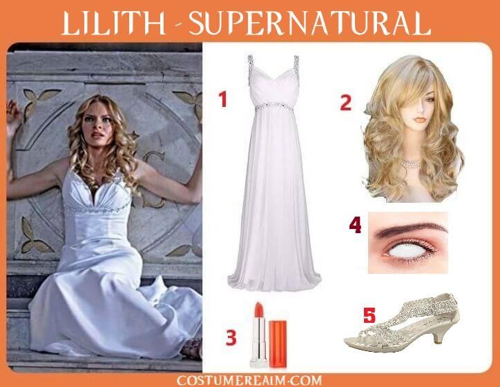 Lilith Halloween Cosplay