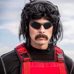 Dr DisRespect Halloween Costume