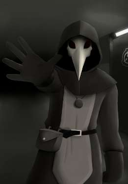 Dress Like SCP-049 From Containment Breach