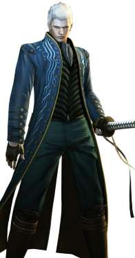 Dress Like Vergil From Devil May Cry