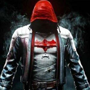 Red Hood Halloween Costume