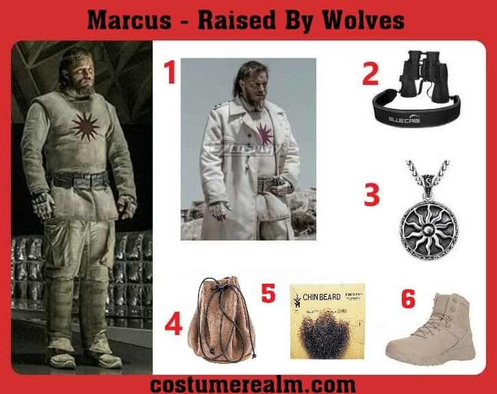 Raised By Wolves Marcus Halloween Costume