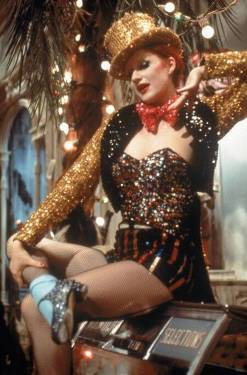 Dress Like Columbia From The Rocky Horror Picture Show