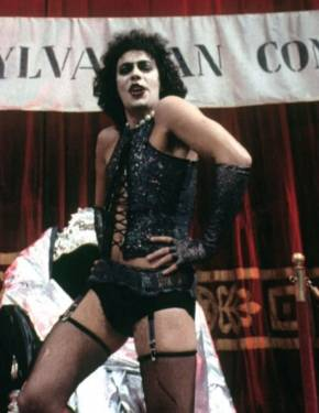 Dress Like Frank N Furter From The Rocky Horror Picture Show