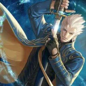 Vergil Halloween Costume