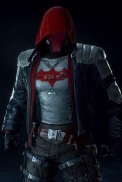 Dress Like Red Hood From Batman