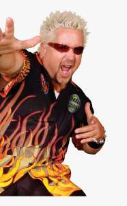 Guy Fieri Cosplay