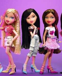 Dress Like Bratz Dolls