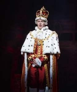 Hamilton King George 3 Cosplay