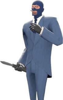 TF2 Spy Costume