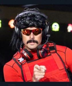Dr DisRespect Costume