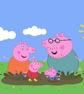 Dress Like Peppa Pig Family Costume