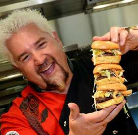 Dress like guy fieri