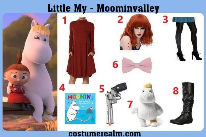 Little My Costume