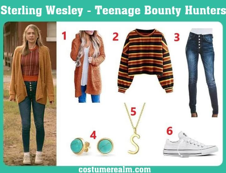 Sterling Wesley Fashion