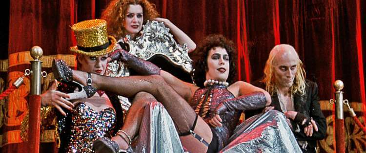 Rocky Horror Show Costume Ideas