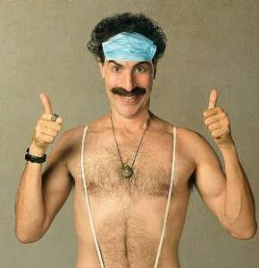 Borat 2 Halloween Costume