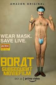 Borat 2 Cosplay