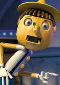 Pinocchio Halloween Costume