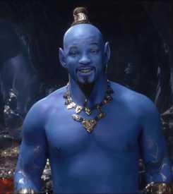 Genie Halloween Cosplay