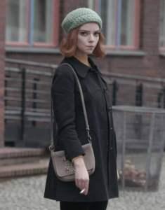 Beth Harmon Clothes