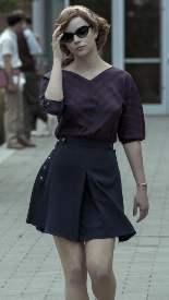Dress Lik Beth Harmon