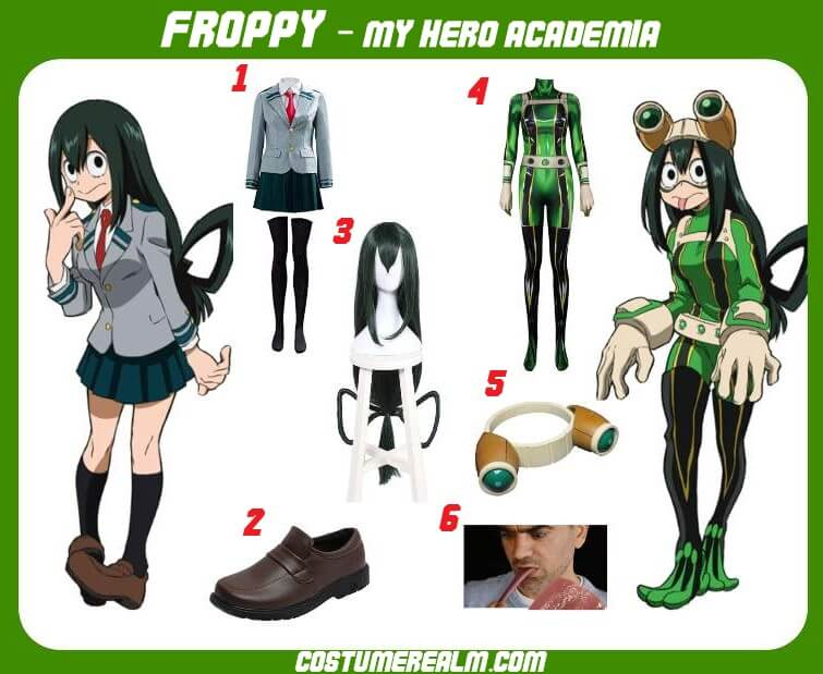 Froppy Costume