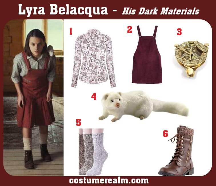 Lyra Belacqua Costume