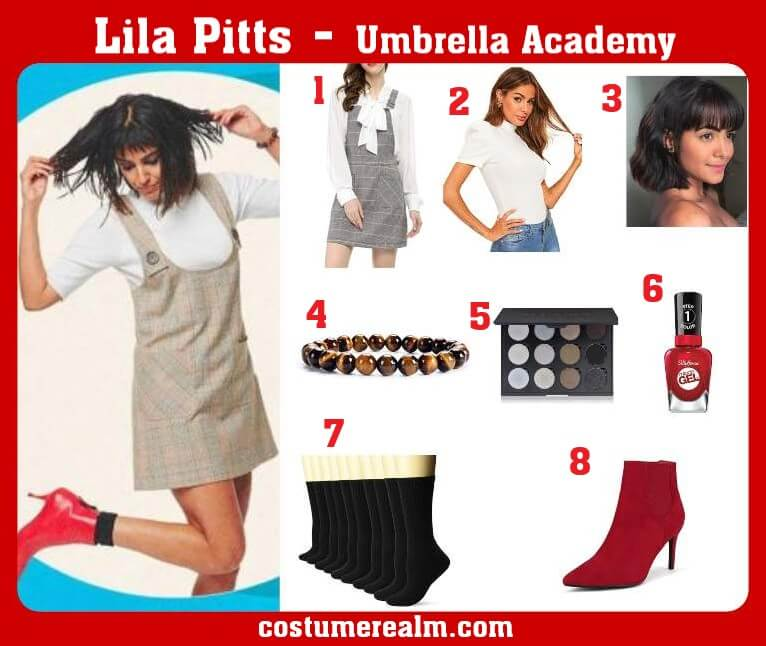 Lila Pitts Costume