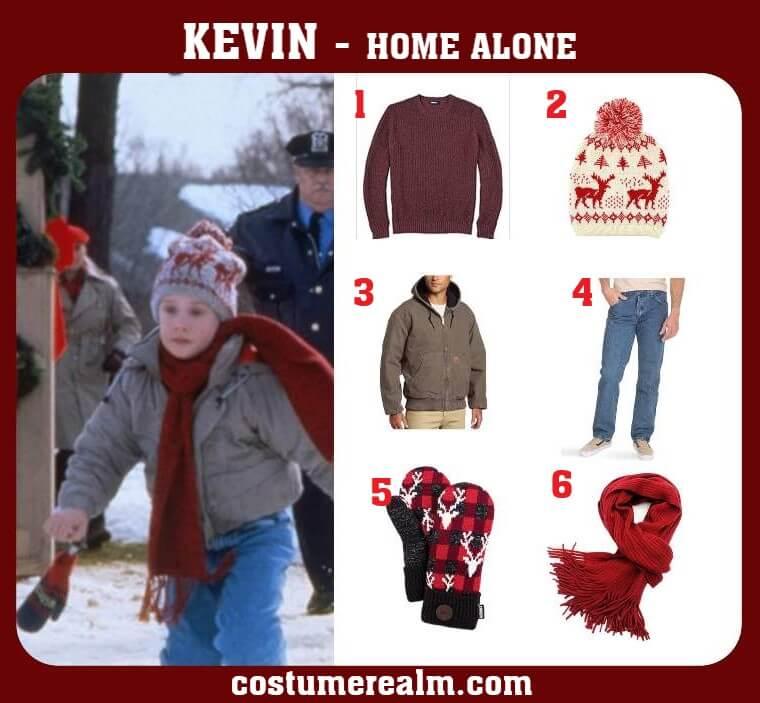 Home Alone Costume