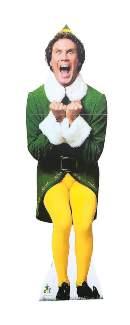 Buddy The Elf Christmas Costume